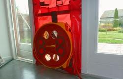 Energiekeurplus verzorgt een blowerdoortest in Groningen, Friesland en Drenthe