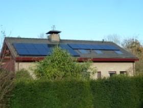 Energiebesparing in Bedum met isolatie en zonnepanelen van Energiekeurplus
