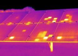 Thermografie zonnepanelen in Drenthe