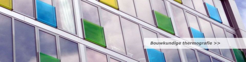 Energielabel Drenthe is de specialist in thermografie in Drenthe