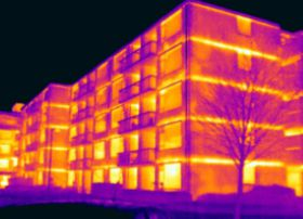 Thermografie inspectie woonzorgcentrum De Paasweide in Appingedam