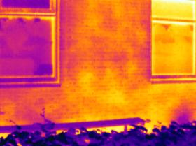 Thermografie en isolatie in Rolde