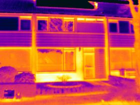 Thermografie en energiescan Zuidwolde Drenthe
